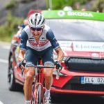 Bauke Mollema (Trek) logró este sábado el triunfo en la decimocuarta etapa del Tour de Francia
