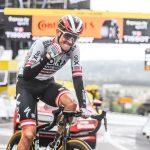 Patrick Konrad (BORA-hansgrohe) ganó la 16ª etapa del Tour de Francia 2021 A.S.O. Pauline Ballet Charly Lopez