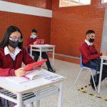 Estudiantes de Colegios de Bogotá