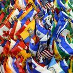 Banderas de países latinoamericanos. Foto: BID / Europa Press