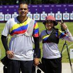 Daniel Pineda y Valentina Acosta competirán el próximo viernes 23 de julio