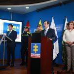 Declaraciones del ministro de Defensa Nacional, Diego Molano, sobre resultados por acciones terroristas en Cúcuta