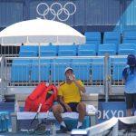 El tenista Daniel Galán, avanzó a la segunda ronda del tenis masculino, modalidad individual, en los Juegos Olímpicos