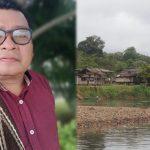 Arquímedes Carpio Membache, líder indígena de la comunidad Wounaan, denuncia que jóvenes indígenas se están suicidando para evitar ser reclutados por los grupos insurgentes colombianos. Cortesía Arquímedes Carpio Membache)