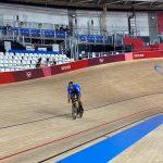 El ciclista colombiano Kevin Quintero disputará los cuartos de final de la prueba del keirin en los Juegos Olímpicos Tokio 2020.