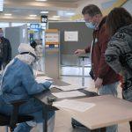 PCR negativa a viajeros internacionales