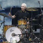 Charlie Watts en un concierto de los Rolling Stones en el  Staples Center en Los Angeles, California  May 3, 2013. REUTERS/Mario Anzuoni