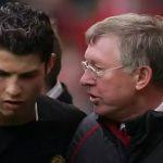 Cristiano Ronaldo dedicó su retorno a su mentor, Alex Ferguson.