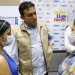 Alexander Vega Rocha, Registrador Nacional del Estado Civil catalogó de histórica la cifra de inscripciones para las elecciones de los Consejos Municipales y Locales de Juventud