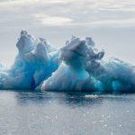 Un iceberg se ve en un fiordo cerca de Tasiilaq, Groenlandia, Junio 16, 2018.  REUTERS/Lucas Jackson