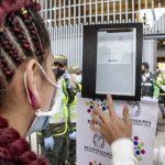 Biometría facial para el regreso de hinchas a los estadios