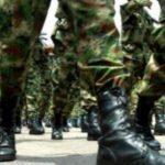 Patrullajes militares en calles de Bogotá
