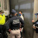 Alias el Zarco fue enviado a la cárcel.Foto cortesía del Ministerio de Justicia