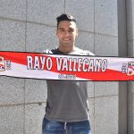Falcao García llega al rayo Vallecano