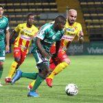 En el Metropolitano de Techo en Bogotá, Deportivo Pereira igualó 1 - 1 con La Equidad.