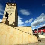Monumento Héroes en Bogotá