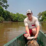 Pesces río Sogamoso. Foto: Ecopetrol