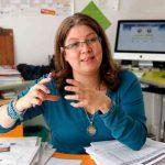 Alejandra Barrios, directora de la MOE