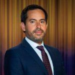Lisandro Junco Riveira, nuevo director de la DIAN. foto: Presidencia de la República