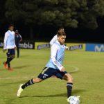 Selección Colombia trabajó por segundo día en Bogotá