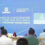 El Registrador Nacional del Estado Civil, Alexander Vega Rocha anunció que las identificaciones falsas tramitadas por migrantes irregulares en el país han afectado el censo electoral en Colombia.