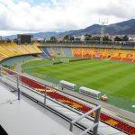 Estadio el Campin de Bogotá