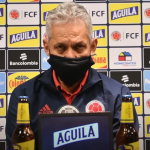 Reinaldo Rueda,director técnico de la Selección Colombia Masculina de Mayores,