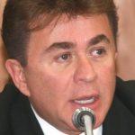 Ex senador Efraín Torrado