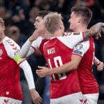 Dinamarca clasifico a Qatar 2022