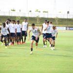 La selección Colombia esta lista para enfrentar a Ecuador por la fecha 12 de las eliminatorias a Qatar 2022