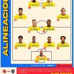 Así formará Colombia para enfrentar a Ecuador