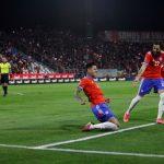 Chile derroto 3-9 a Venezuela