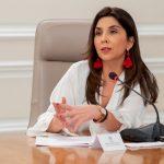 María Victoria Angulo, ministra de educación