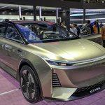 Escasez de chips podría reducir producción de automóviles en dos millones de unidades este año en ChinaEl automóvil U7 ion de Always se está exhibiendo en el Salón del Automóvil de Shanghái 2019 en Shanghái, China el 17 de abril de 2019. Archivo (STR - Agencia Anadolu) ( STRINGER - AA )