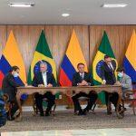 Colombia y Brasil firman Memorando de Entendimiento para