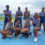 Colombia conquistó 20 medallas en el Sudamericano de Atletismo U23