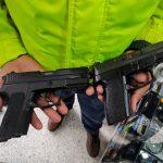 Armas de fogueo y traumáticas