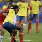 La selección Colombia Femenina sigue cosechado triunfos en la escena internacional. En esta oportunidad derrotó 0-2 a Chile en el primer amistoso pactado en territorio austral. Foto FCF
