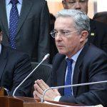 Intervención del senador Álvaro Uribe