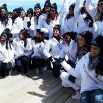 Reinas en el Nevado del Ruiz