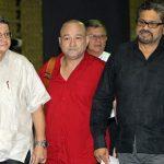 Delegads de las Far en la Habana