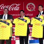 Coca-Cola, nuevo Patrocinador Oficial de la Selección Colombia