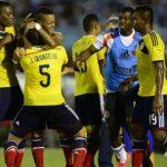 Colombia por el repechaje