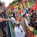 Santosen el Carnaval de Barranquilla2