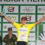 Wilson Cardona campeón de la Clásica Héroes de la Patria