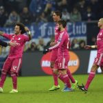El equipo merengue superó 2-0 al Schalke