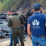 Ataque a Policias en Norte de santander