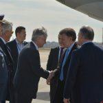 Bienvenida al Presidente Santos y su Esposa, este sábado en Madrid, al iniciar Visita de Estado a España  Madrid, España - 28 de Foto: César Carrión - SIG