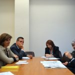 Canciller Holguín y Alto Comisionado de las Naciones Unidas