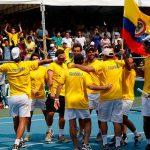 Colombia-Uruguay de Copa Davis